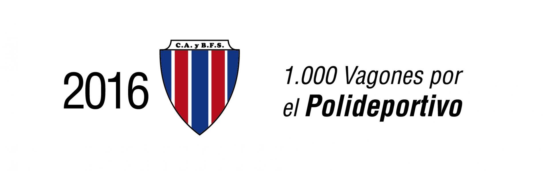 1000 Vagones por el Polideportivo